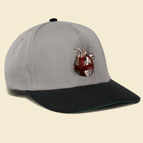 Radball | Cycle Ball Heart - Snapback Cap