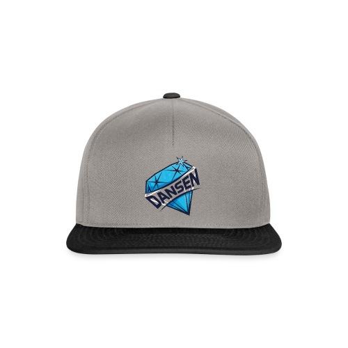 Dansen Logo Full Print - Snapback Cap