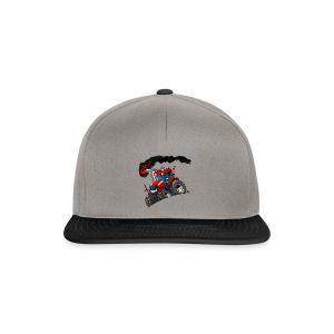 RED TRACTOR - Snapback cap