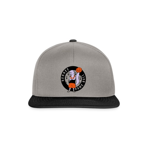 rennes game ball - Casquette snapback