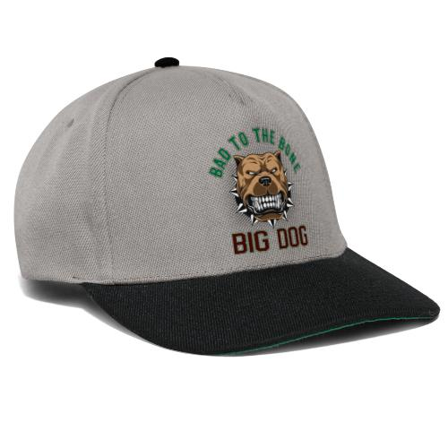 Big Dog - Bad To The Bone - Snapbackkeps
