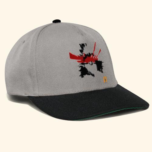 poke design - Snapback Cap