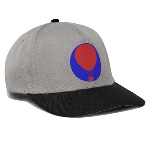 Heissluftballon - Snapback Cap