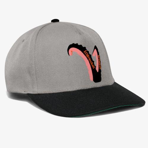 Leidenschaft Krampus Logo - Snapback Cap