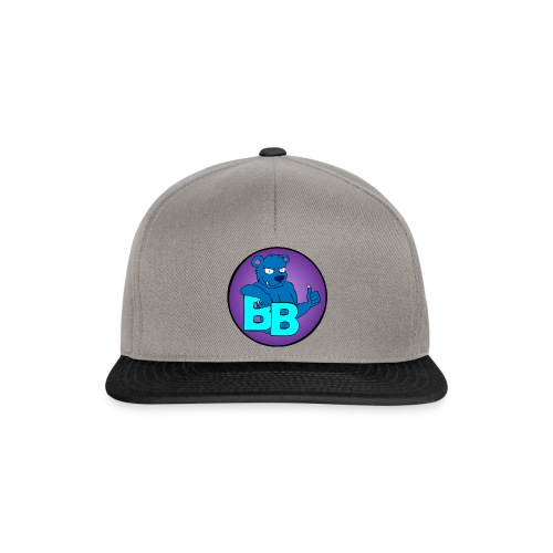 Bouncybear accessories - Snapback Cap