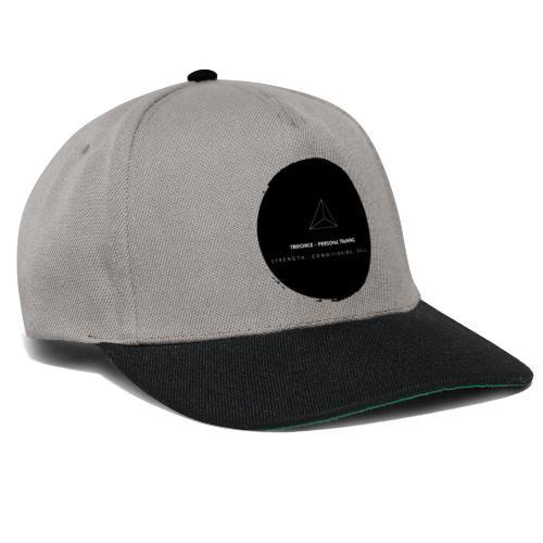 Triforce blend (black) - Snapback Cap