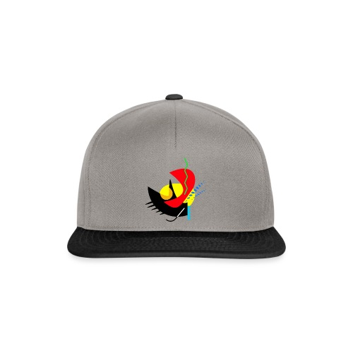 Abstrakt 001 - Snapback Cap