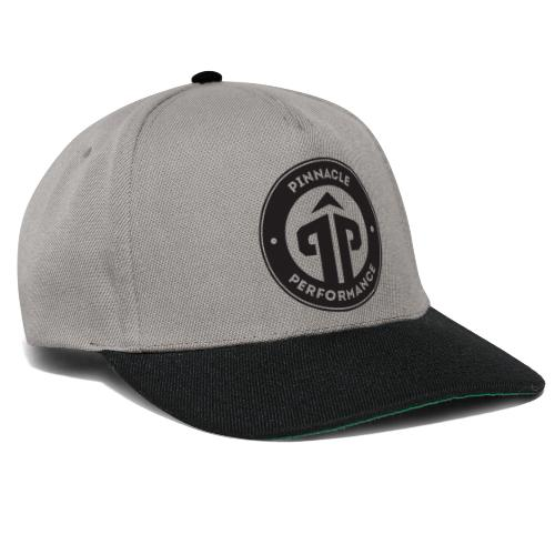 Pinnacle Performance Apparel (Black Logo) - Snapback Cap