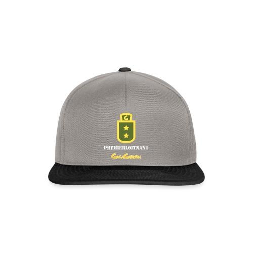 GagaGarden premierløitnant - Snapback-caps