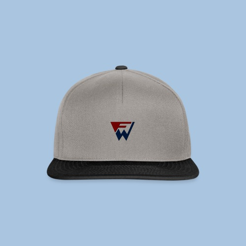 FW Logo - Snapback Cap