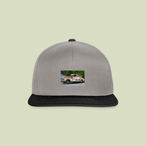 RustyCar - Snapback Cap