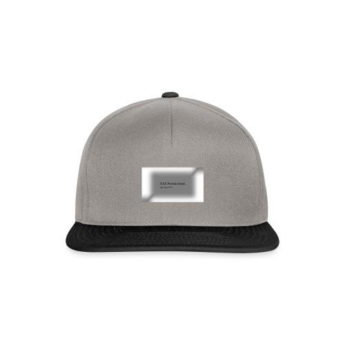 DAX Productions kledinglijn - Snapback cap