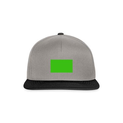 Green Screen - Snapback Cap