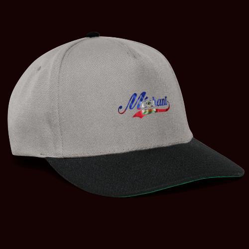 méchant drapeau haïtien - Casquette snapback