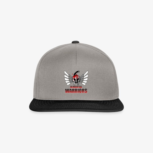 The Inmortal Warriors Team - Snapback Cap