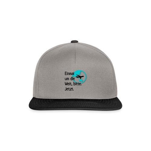 Einmal umdie Welt - Snapback Cap