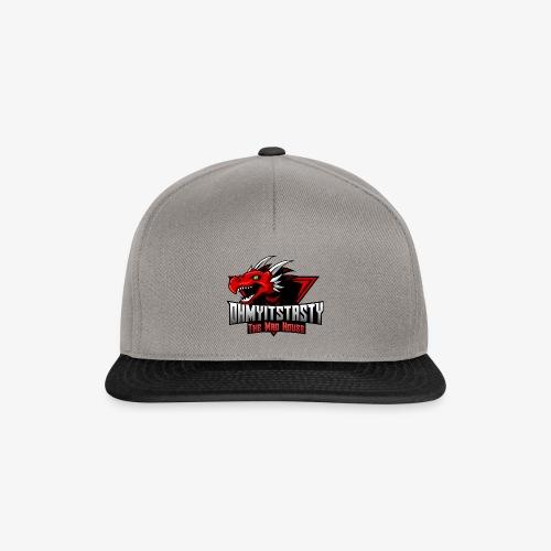 OhMyItsTasty MAD HOUSE logo - Snapback Cap