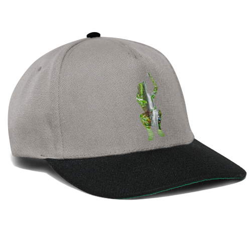 Jump into Adventure - Snapback Cap
