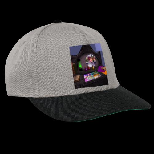 Desk in SL - Snapback Cap