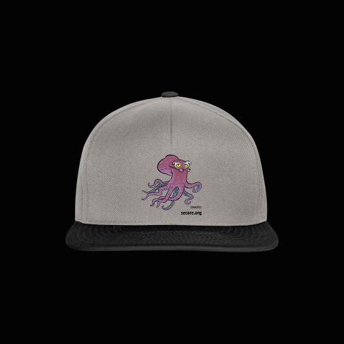 Doc Kraken - Snapback Cap