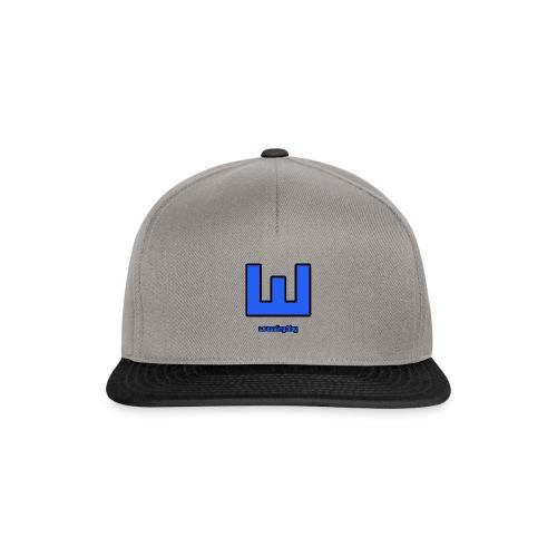 NEW Wressling Logo - Snapback Cap