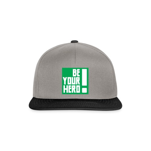 Be Your Hero ! - Casquette snapback