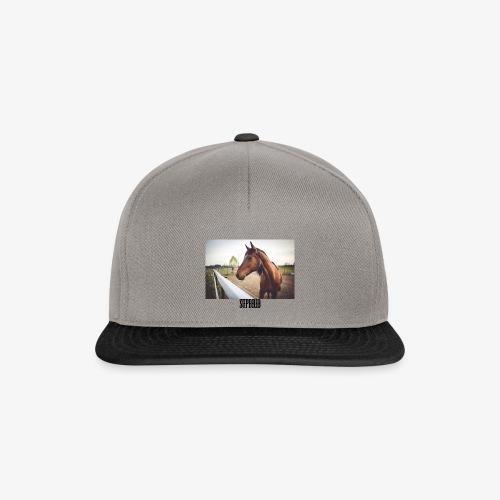horsesupbrid - Snapback Cap