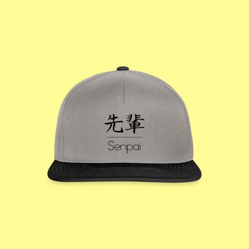 Senpai 先輩 - Snapback Cap