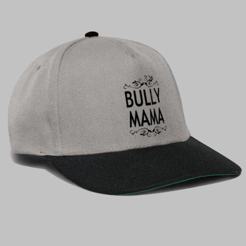 Stolze Bully Mama - Motiv mit Schmetterling - Snapback Cap