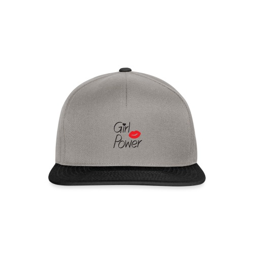 girl power - Casquette snapback