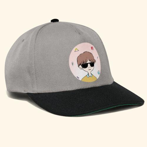 Boy with RayBan 90's Version - Casquette snapback