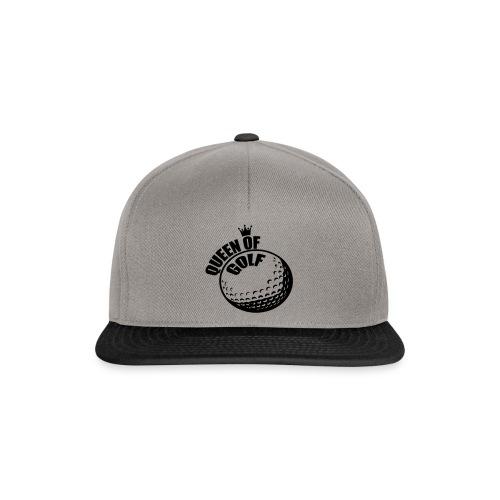 Golfqueen - Snapback Cap