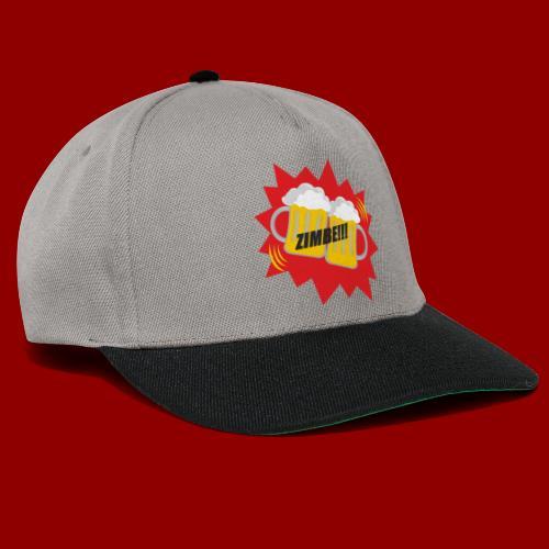 ZIMBE - Snapback Cap
