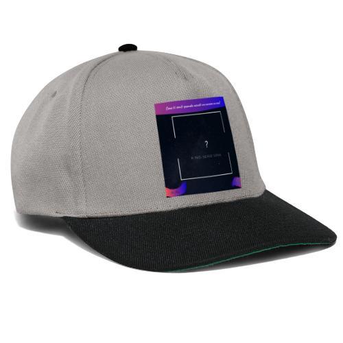 ? - Snapback Cap