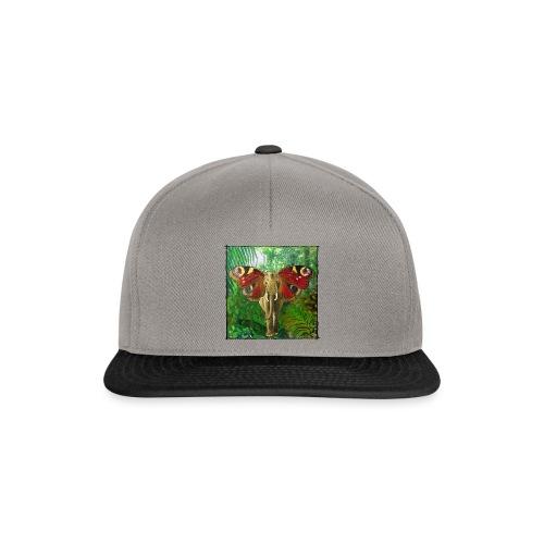 Schmettefant im Dschungel - Snapback Cap