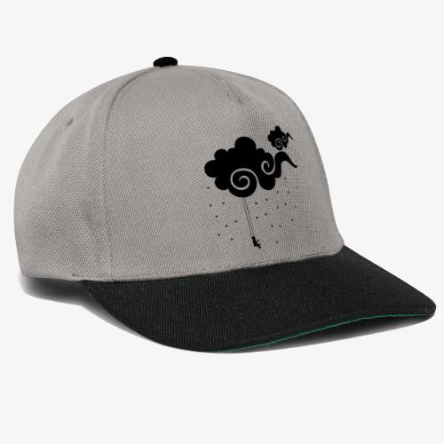 Dreaming in the clouds - Snapback Cap