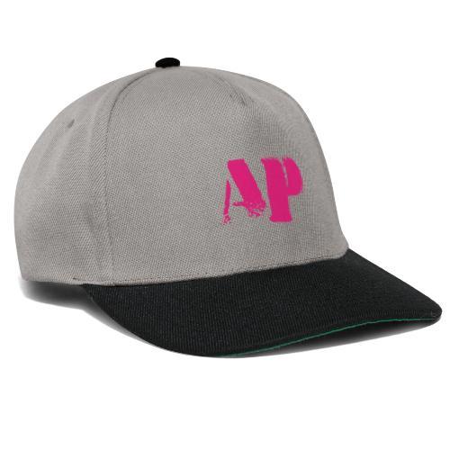 agile punks Logo only - Snapback Cap