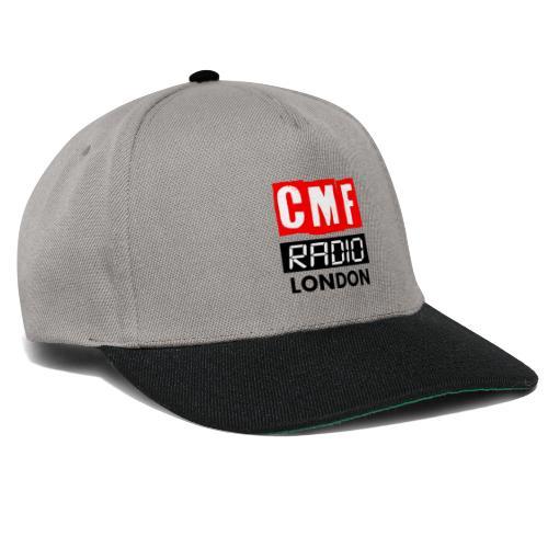 CMF RADIO LOGO LONDON BASEBALL HAT - Snapback Cap