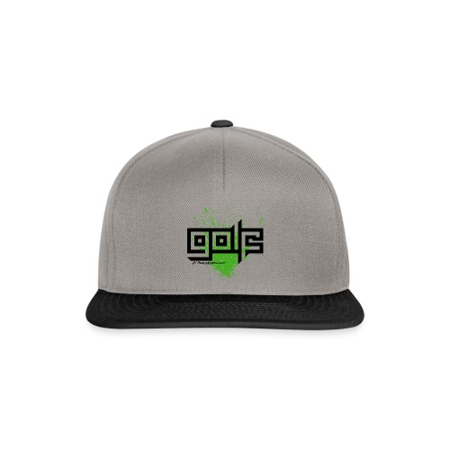GOLF PASSION cool textiles, gifts for everyone - Snapback Cap
