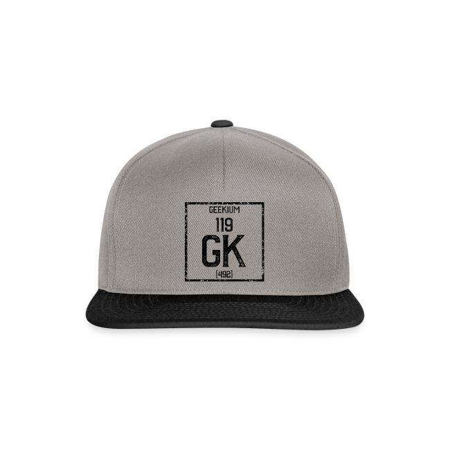 Geekium - noir
