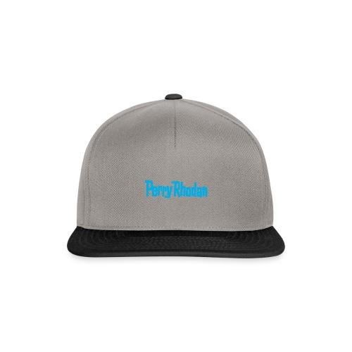 Perry blau - Snapback Cap