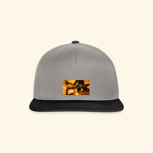 stronghold - Snapback Cap