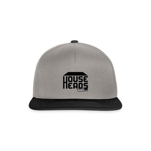 HouseHeadsRadio LOGO 1 - Snapback Cap