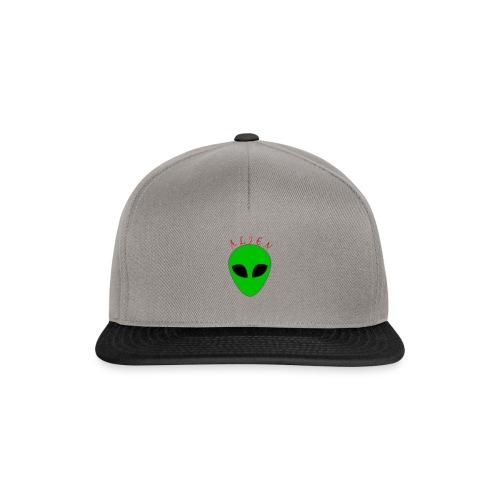 Logo_Alien - Snapback Cap