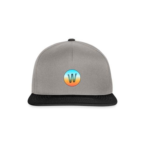 WBrand Tropical - Casquette snapback