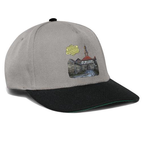 kloster michaelstein blankenburg 1 - Snapback Cap
