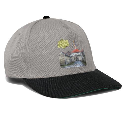 kloster michaelstein blankenburg 3 - Snapback Cap