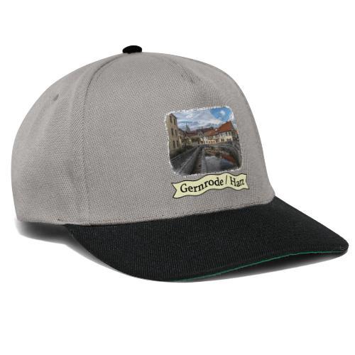 gernrode harz spittelteich 1 - Snapback Cap