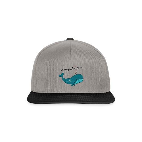Wal merry christmas - Snapback Cap