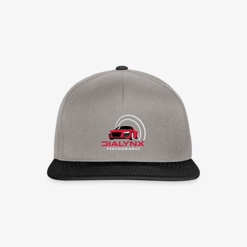 Dialynx Logo - Snapback Cap